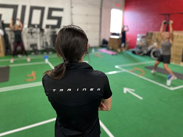 Semi Private Training