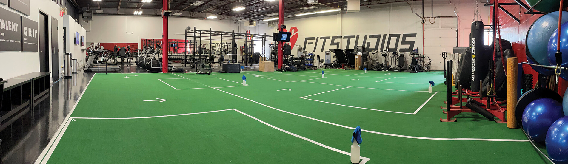 FitStudios Inc Personal Training, Hockey Fitness Training and Boot Camp Workouts